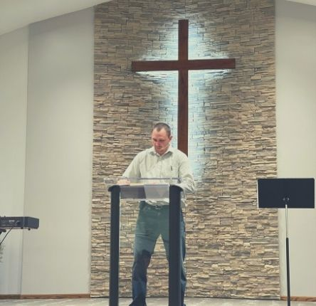 Pastor Brian First Congregational Church of Parkersburg Image